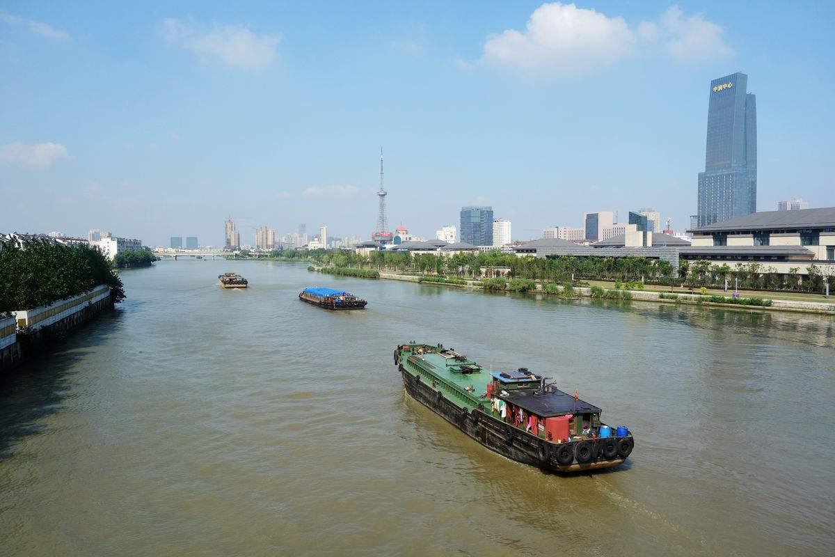 京杭大运河游船